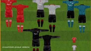 """FIFA 08 """"Формы Ливерпуля"""""""