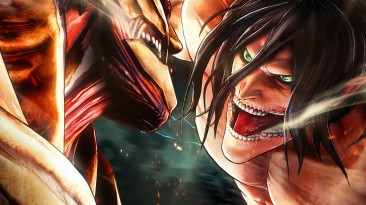 Attack on Titan 2: Сохранение/SaveGame (Игра пройдена на 100%, все прокачено и все куплено)