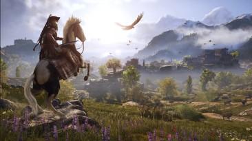 Количество играющих в Assassin's Creed Odyssey's Discovery Tour превзошла 2,3 миллиона игроков