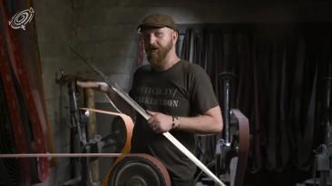 Оружейный Мастер: Фамильный Меч Алукарда из Castlevania - Man At Arms на русском!