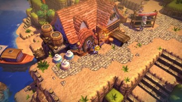 JRPG ролевая игра Oceanhorn в сентябре выйдет на PS4 и XOne