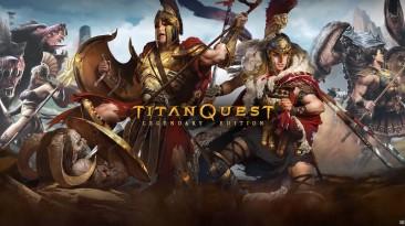 HandyGames добавила полную поддержку контроллера для Titan Quest на Android и iOS