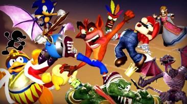 Разработчики Crash Bandicoot все еще надеются на приглашение в Super Smash Bros. Ultimate