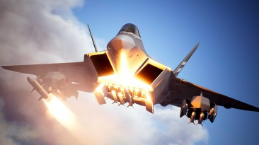 Вышло дополнение Unexpected Visitor для Ace Combat 7: Skies Unknown