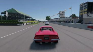 Gran Turismo Sport - Заезд на Ferrari Dino 246 GT