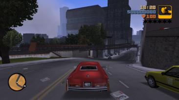 "Grand Theft Auto 3 ""Переработка исходного кода"""