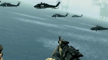 "Call of Duty 4: Modern Warfare ""АК из CoD4MW2"""