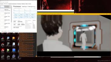 Beyond: Two Souls - пример эмуляции на ПК - второе видео