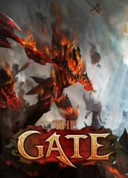 Обложка игры The Gate