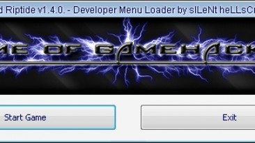 Dead Island ~ Riptide: Dev. Menu Loader / Меню Разработчиков [1.4.0] {sILeNt heLLsCrEAm / HoG}