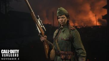 Call of Duty: Vanguard представляет своих оперативников в новых трейлерах