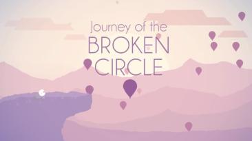 Видео игрового процесса платформера Journey of the Broken Circle