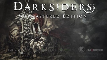 Первый трейлер Darksiders: Warmastered Edition