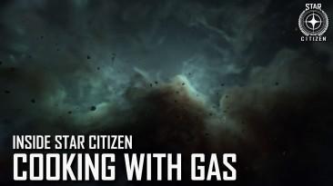 Новое видео Star Citizen показывает огромные газовые облака и многое другое; Краудфандинг дошел до 311 млн долларов