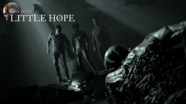 Стал известен размер The Dark Pictures: Little Hope