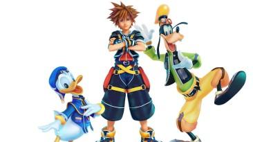 Square Enix: между релизами Kingdom Hearts 3 и Final Fantasy 15 пройдет несколько лет
