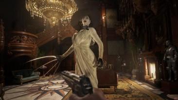 Смотрим сравнение Resident Evil Village для PS5 и Xbox Series X|S