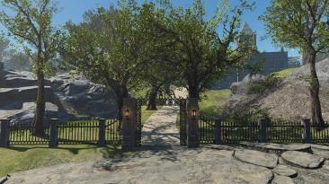 """Fallout 4 """"Загородный дом - поселение"""""""