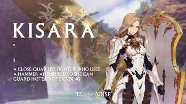Трейлер Tales of Arise демонстрирующий Кисару
