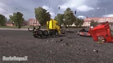 """Euro Truck Simulator 2 """"Все аварии в течение 2 лет"""""""