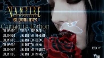 Vampire: The Masquerade: Трейнер/Trainer (+5) [1.2] {Bloodlines}