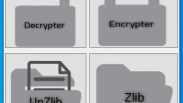 """PES 2021 """"File Crypter - Программа для редактирования файлов"""""""
