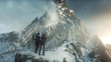 "Rise of the Tomb Raider ""Фикс кат-сцен для ультрашироких мониторов"""