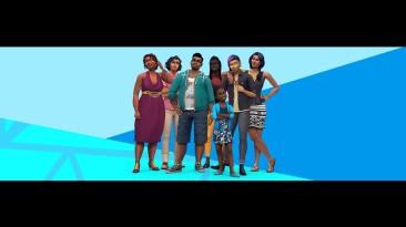 The Sims 4 получила обновление с оттенками кожи