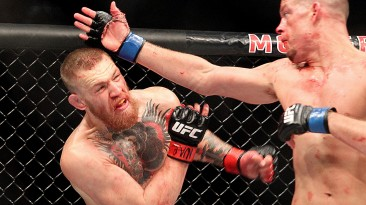 Лицо EA Sports UFC 2 Конор Макгрегор: Я не завершил карьеру