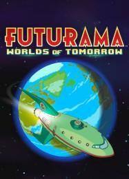 Обложка игры Futurama: Worlds of Tomorrow