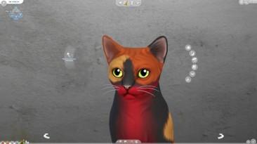 "Чудо генетики, самая смешная кошка? - The Sims 4 ""Кошки и Собаки"""