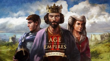 Для Age of Empires II: DE вышло дополнение Lords of the West
