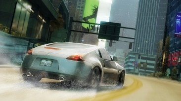 """Need for Speed: Undercover """"Project Reformatted - новая графика и физика"""