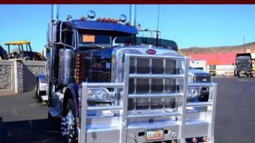 """American Truck Simulator """"Тюнингованные грузовики в трафике v1.7.1"""""""