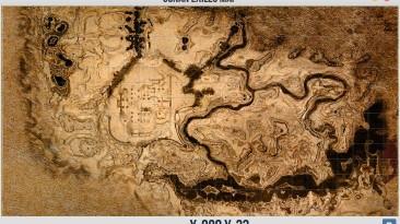 """Conan Exiles """"карта"""""""