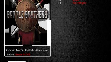 Battle Brothers: Трейнер/Trainer (+3) [1.0.0.1] {MrAntiFun}