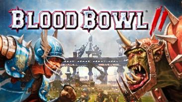 Blood Bowl 2 - Геймплейное видео: дварфы против скавенов