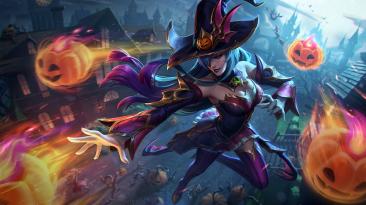 Новое обновление принесло в League of Legends ребаланс героев, улучшение геймплея и новые образы Чемпионов