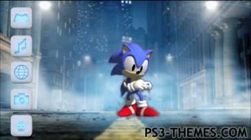 "Sonic Generations ""тема для PS3"""