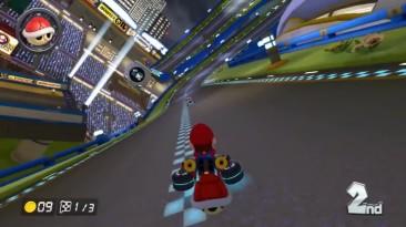 История серии игр Mario Kart (1992-2014)
