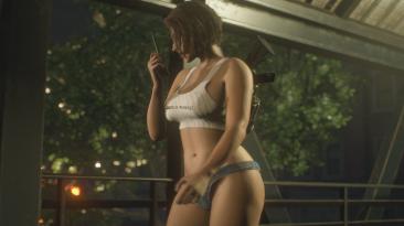 """Resident Evil 3 """"Спортивная пышка Джилл"""""""