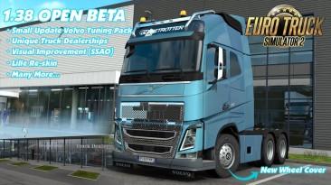 Euro Truck Simulator 2 станет красивей. В новом обновлении авторы улучшат внешний вид игры