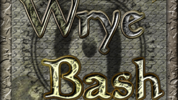 Wrye Bash для Skyrim SE, Fallout 4, Oblivion, Skyrim