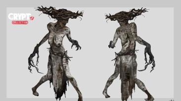 Новые жуткие костюмы при сотрудничестве Dead by Daylight и Crypt TV