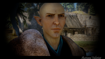 "Dragon Age: Inquisition ""Refined Solas"""
