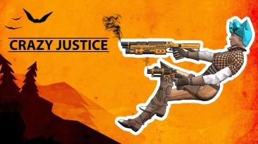 Ролик боевика Crazy Justice, посвящённый кроссплатформерной игре между Switch и Xbox One