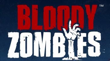 Стильный двухмерный экшен Bloody Zombies добрался сперва до PlayStation 4, а теперь и до Xbox One