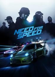 Обложка игры Need for Speed (2015)