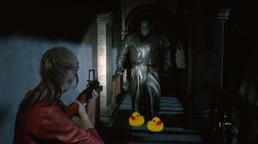 "Resident Evil 2 ""Mr Squeaky X"""