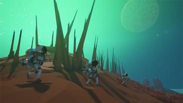 """В космической """"песочнице"""" Astroneer появился кроссплатформенный мультиплеер"""
